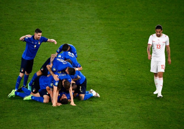 إيطاليا تقرر التأهل لنيل التذكرة الأولى في يورو 2020