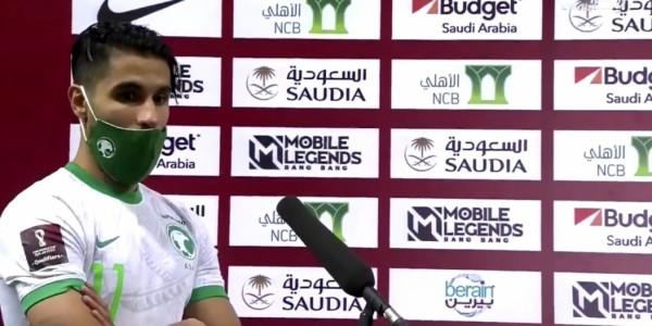 ماذا قال صالح الشهري عن مشوار المنتخب السعودي في تصفيات المنديال