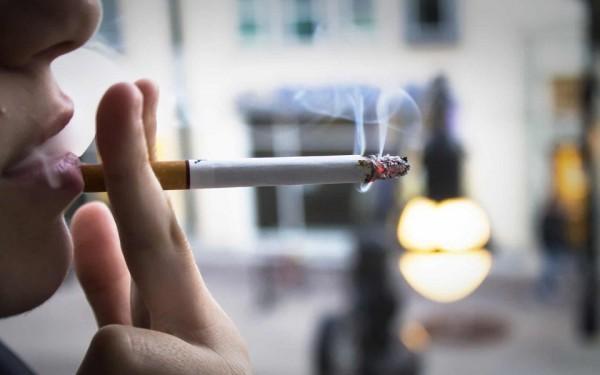 المادة الموجودة في دخان السجائر والتي تعد أكبر مساهم في الإصابة بسرطان الرئة هي